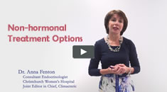 Menopause - Non-hormonal Treatment Options