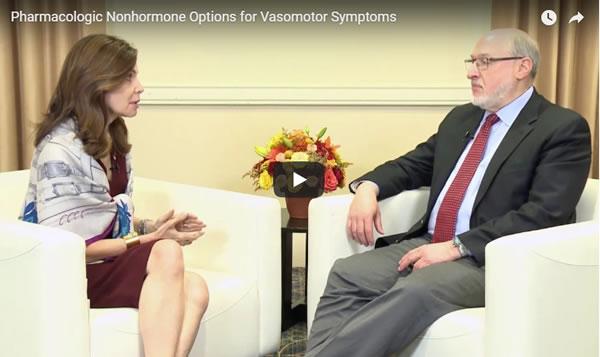Pharmacologic Nonhormone Options for Vasomotor Symptoms