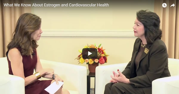 What We Know About Estrogen and Cardiovascular Health