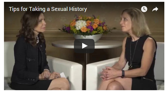 Tips for taking a sexual history