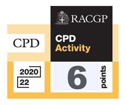 RACGP CPD points