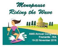AMS Annual Congress  Fremantle - Western Australia 18-20 November 2016