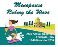 AMS Annual Congress  Fremantle - Western Australia 18-20 November 2016