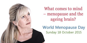 What Comes to Mind: Menopause and the Ageing Brain