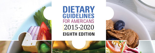 USA dietary guidelines